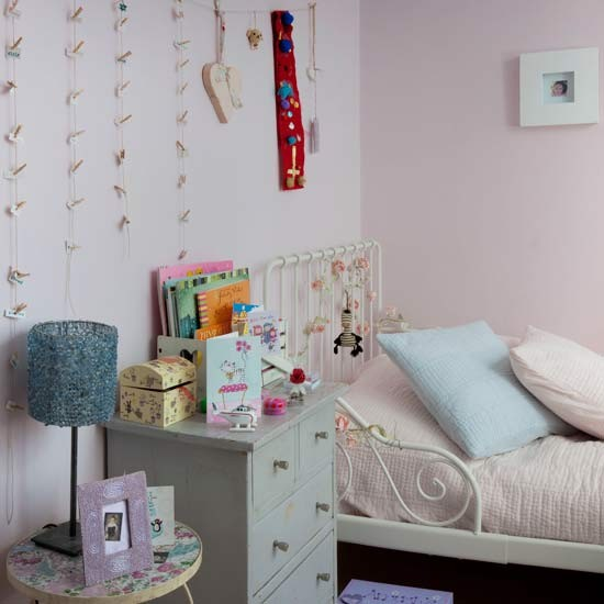 Vintage Kids Room: Funky Vintage Bedroom