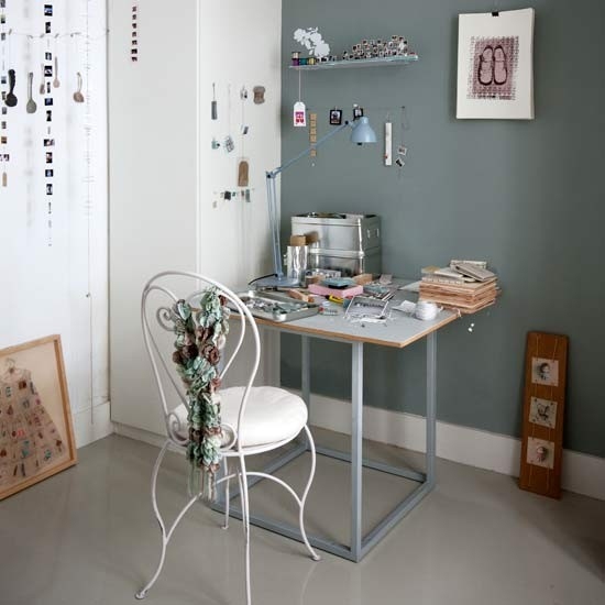 Creative Home Office Ideas: Creative Corner Space