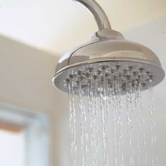 how to clean your shower head. Black Bedroom Furniture Sets. Home Design Ideas