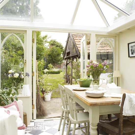 Housetohome Co Uk: Classic Country Conservatory