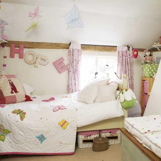 Butterfly Children's Room