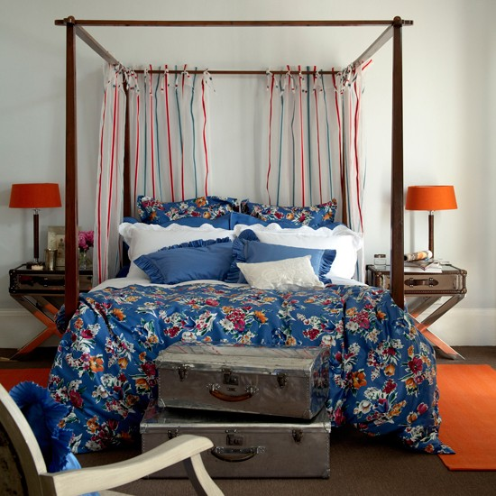 Bright And Bold Guest Bedroom: Bright And Bold Bedroom