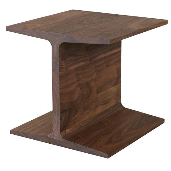 Wooden Side Tables For Living Room: Wooden Side Table