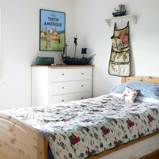 Little Boy Room Design Ideas: Boys Bedroom Ideas And Decor Inspiration