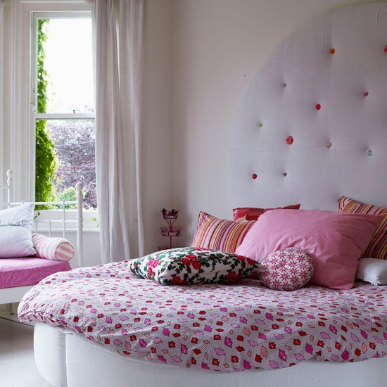 Girly Girl Bedroom Designs: Housetohome.co.uk