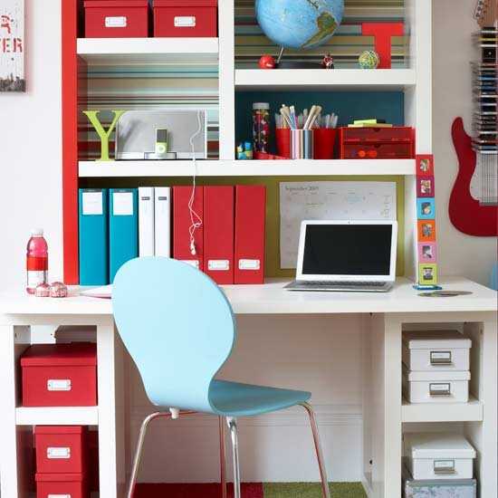 Home Office Design Stores Kids Buy Study Table Furniture F: Housetohome.co.uk