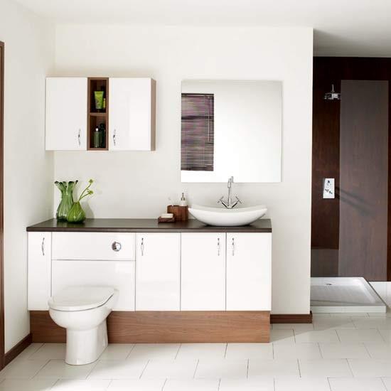 Hotel Bathroom Layout: Hotel-chic Bathroom