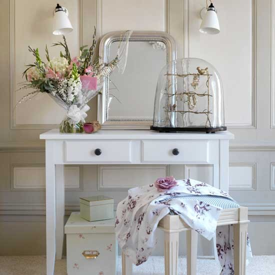 INTERIOR DESIGN CHATTER : Pretty Dressing Tables