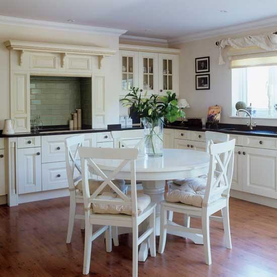 Shaker Style Kitchen Ideas: Traditional Shaker Kitchen