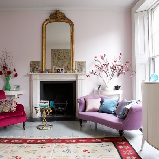 Decorating Victorian Home: Decorating Ideas From Lulu Guinness' Victorian Terrace