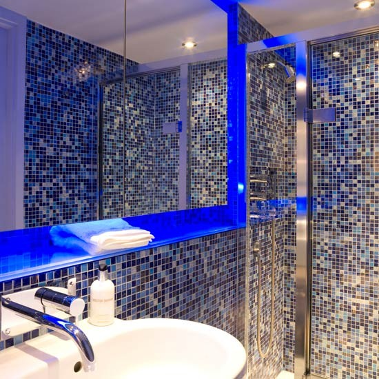 Best Tiles Colour For Bathroom: Make A Statement With Striking Colour