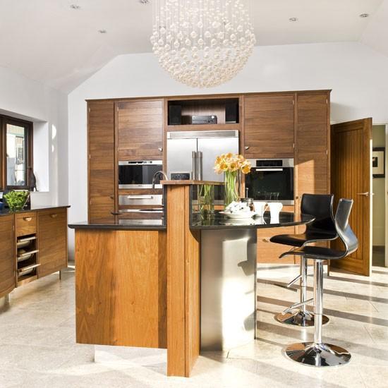 Walnut Kitchen Designs: Design Ideas