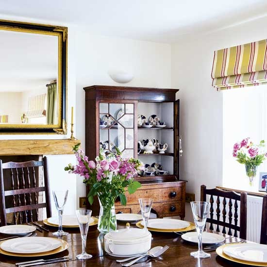 Gold Dining Room: Gold Dining Room