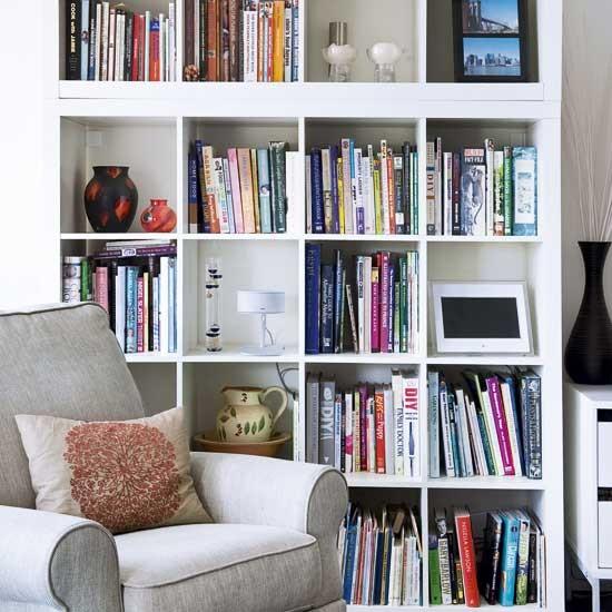 Living room storage shelving ideas image housetohome - Living room shelf ideas ...
