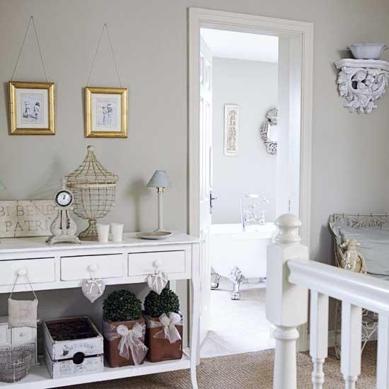 Home Hallway Design Ideas: Upstairs Hallway