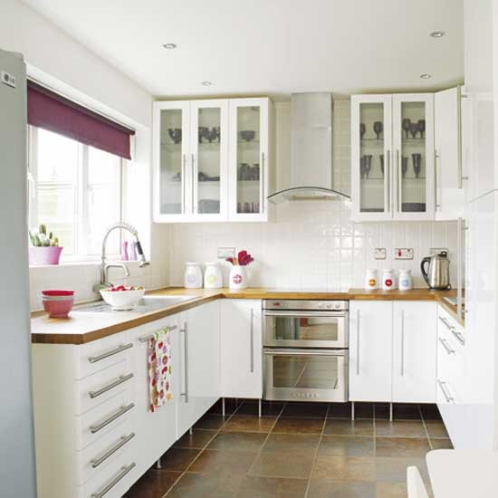 Pictures Of White Kitchens