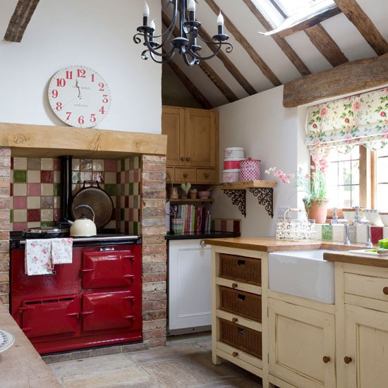 Country Kitchen Decorating Ideas: Country Kitchen Ideas