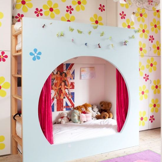 Coolest Room Ideas: Children's Rooms - Weird And Wonderful
