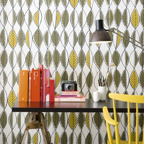 How To Give Your Walls The Wow Factor Wallpaper Wall
