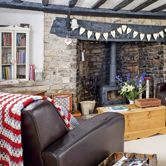 Country Living Rooms: Country Living Room