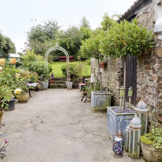 Home Garden Design Ideas: Eclectic Garden