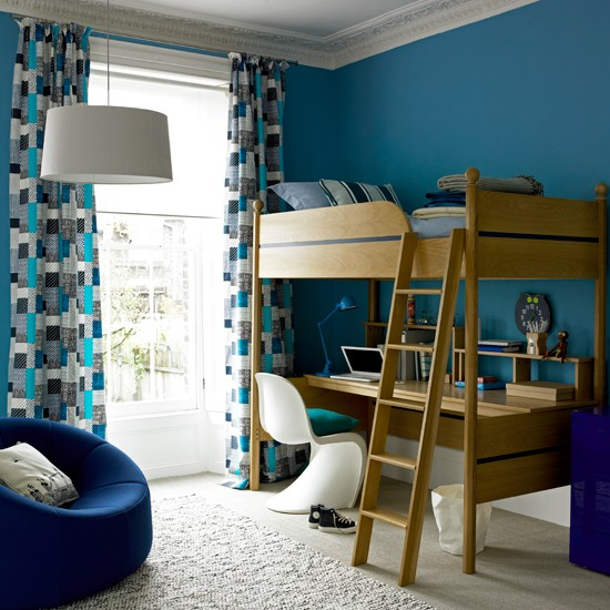 Bold Room Designs: Bold Children's Room
