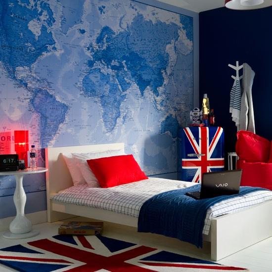 Boys' Bedroom Ideas
