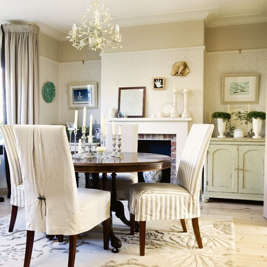 French Dining Room: French-inspired Dining Room