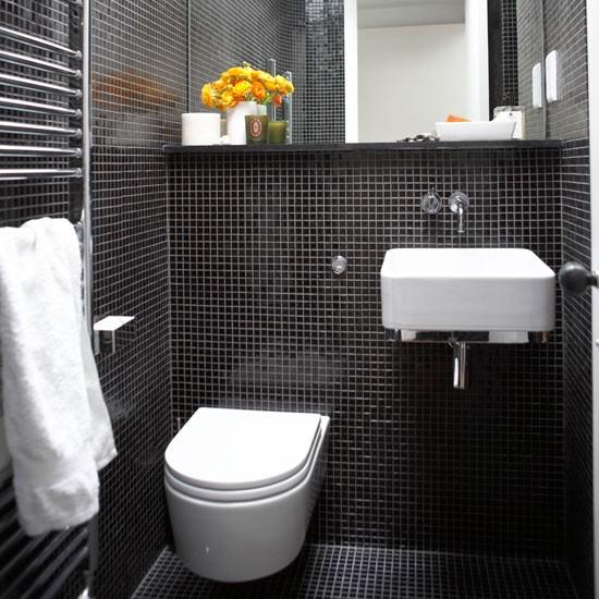 Cloakroom Splashback Ideas