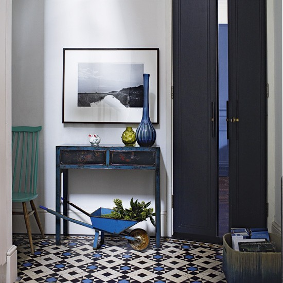 Victorian Hallway: Hallway Flooring Ideas