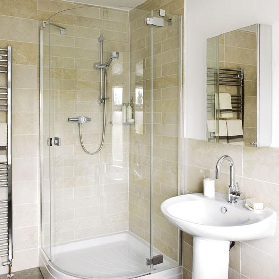 Classic Small Bathroom