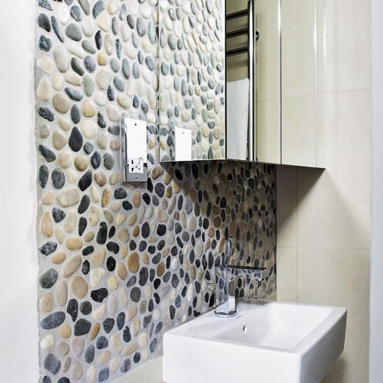 Bathroom Wall Texture Ideas: Bathroom Tiles