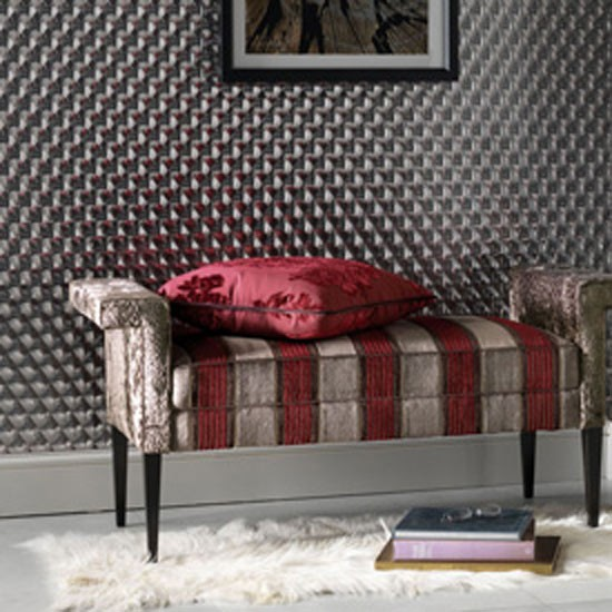 Contemporary Wallpaper Ideas: Modern Wallpaper From Osborne & Little