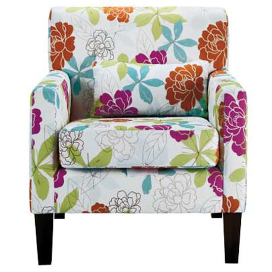 Floral Armchair From Homebase Chairs Funky Design