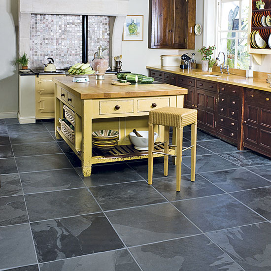 How To Choose Flooring For Kitchens