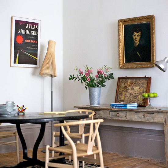 Eclectic Dining Room Sets: Dining Room Furniture