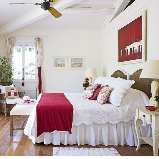 Classic French-style bedroom   Traditional bedroom ...