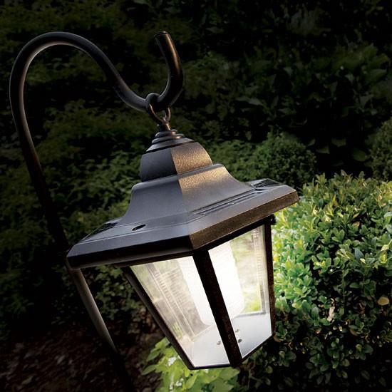 Solar Powered Garden Lights Photograph Solar Powered Light