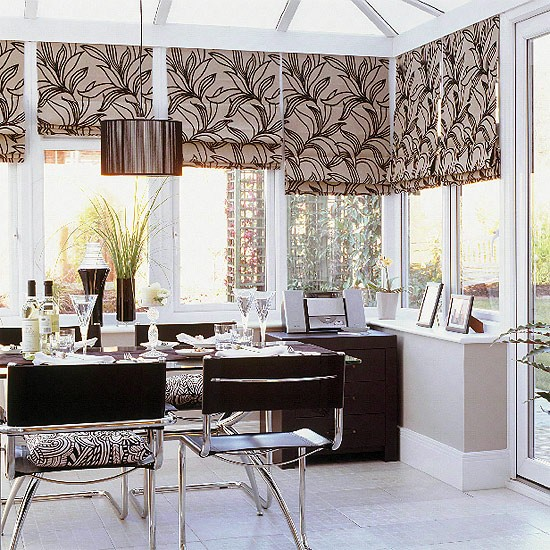 5 Amazing Interior Landscaping Ideas To Liven Up Your Home: Liven Up Conservatory Windows