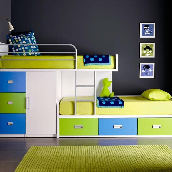 Boys Funky Room: Space-saving Beds - 10 Best