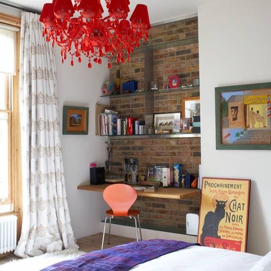 Alcove Bedroom Ideas: Teenage Girls Bedroom Ideas