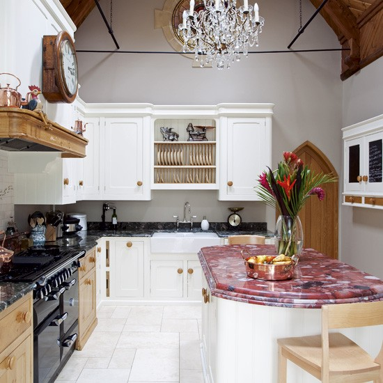 Traditional Kitchens: Old Fashioned Kitchen