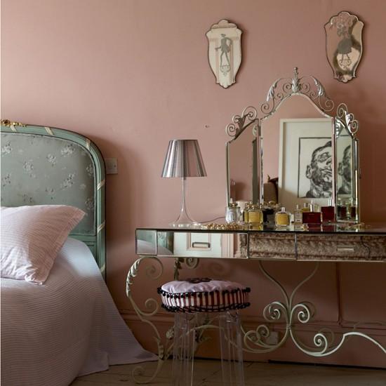 Romantic Living Room Ideas For Feminine Young Ladies Casa: Romantic Feminine Bedroom