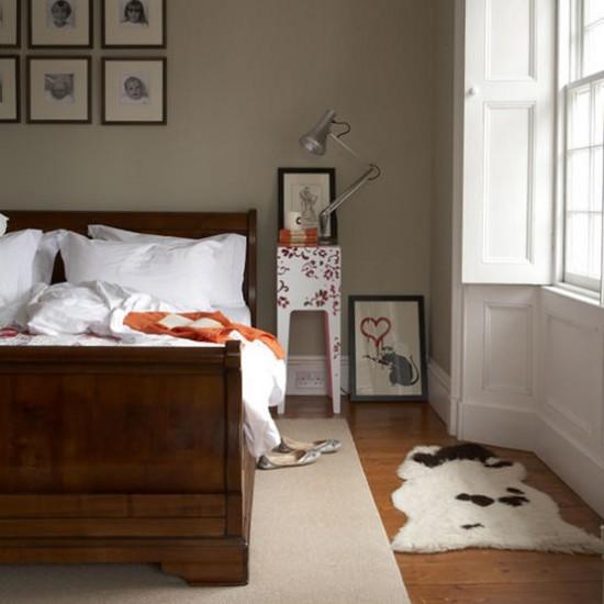 Grown-up Arty Bedroom