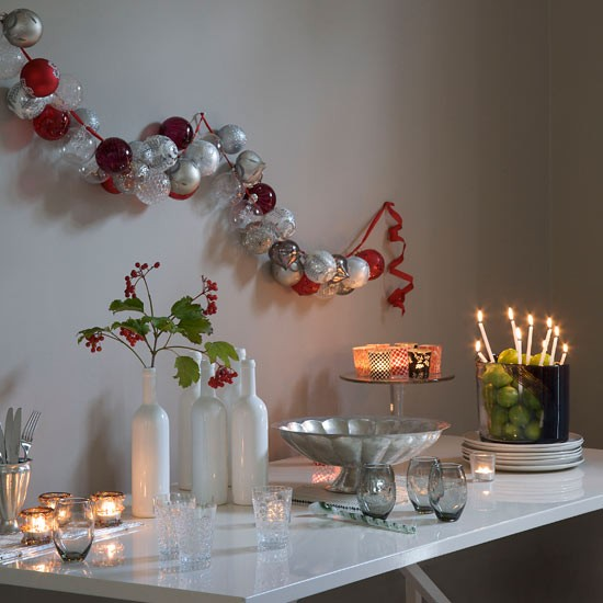 Home Design Ideas For Christmas: Modern Christmas Decorating Ideas