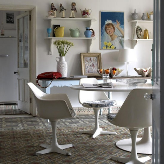 Retro Dining Room Chairs: Dining Room Design