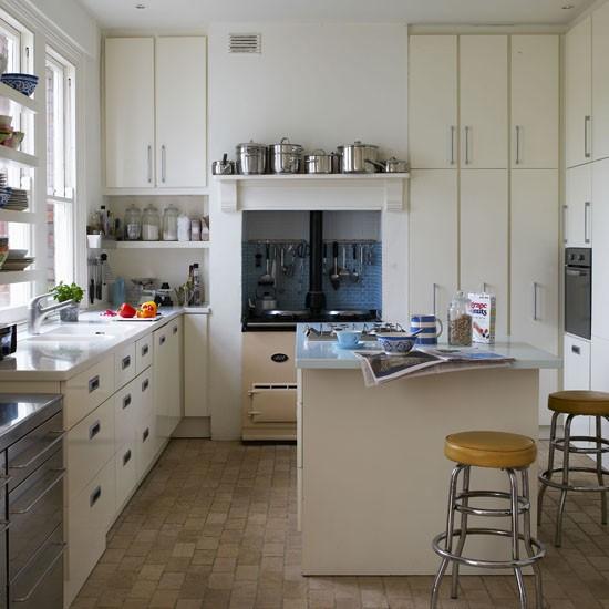 Modern Retro Kitchen