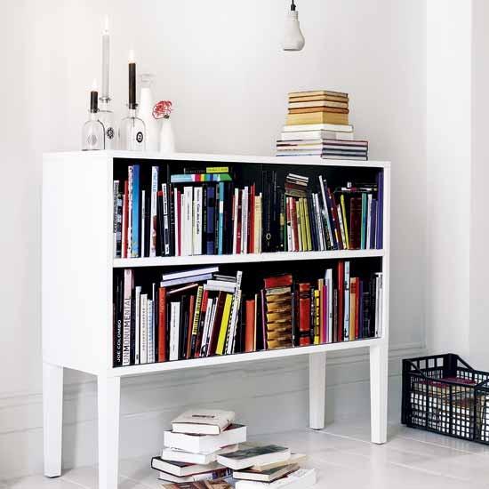 Living Room Storage Systems: Modern Living Room Storage Unit