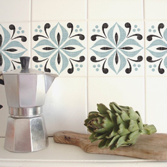 Kitchen tile stickers from Mibo | Tile stickers | Tile ...