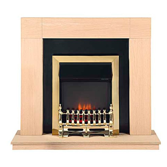 arno brass electric fire from argos electric fires. Black Bedroom Furniture Sets. Home Design Ideas